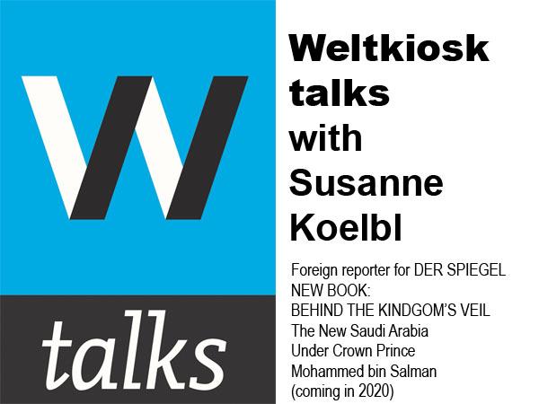 WELTKIOSK talks