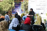 Rustami as parliamentary candidate in Kunduz