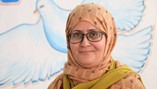 Human rights activist Marzia Rustami: